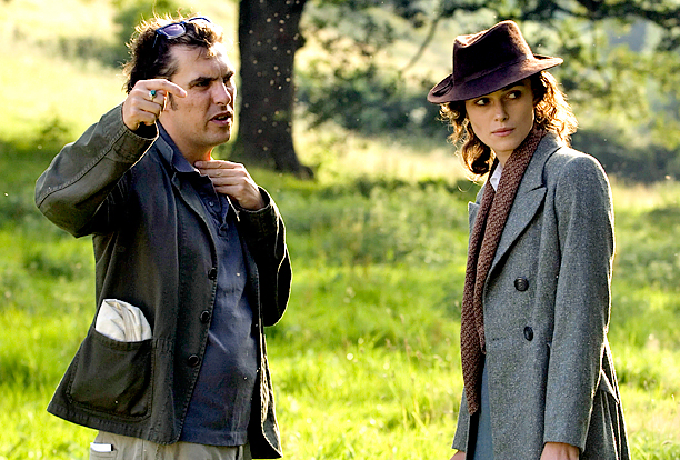 Joe Wright, Keira Knightley, ... | Director Joe Wright and actress Keira Knightley sure make period dramas look pretty. From the naturalistic take on Pride & Prejudice to the emotionally devastating…