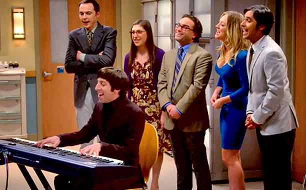 The Big Bang Theory (CBS)