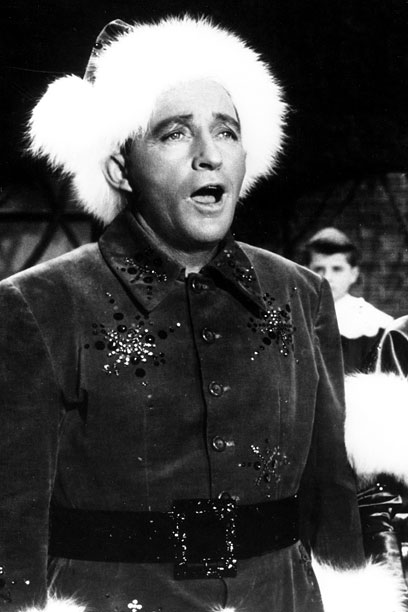 Crosby originated the song in the 1942 movie Holiday Inn , and continued to sing it until his death in the '70s. Bing also made…