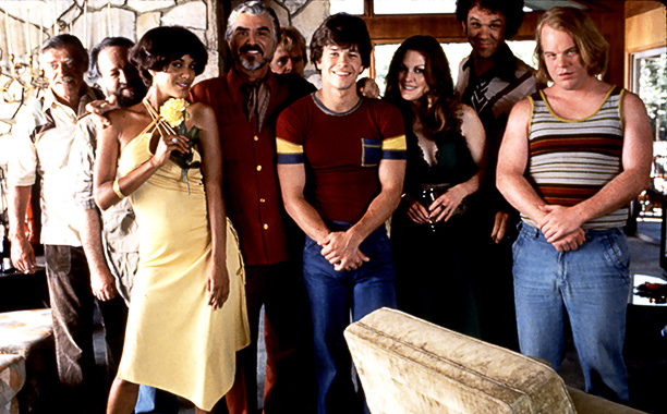 Boogie Nights | Much like drugs, porn was a growing industry in the '70s, shown in this Mark Wahlberg gem. As a young guy looking to make his…