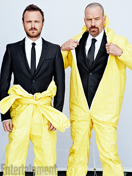Breaking Bad | ''I've never had a better year in my life than 2013. Thirteen is now my new lucky number,'' admits creator Vince Gilligan. A few highlights:…