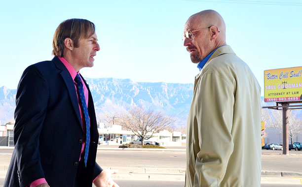 6. Breaking Bad, ''I Buried My Heart at To'hajiilee''