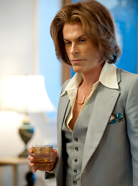 Best Supporting Actor: Rob Lowe, Behind the Candelabra