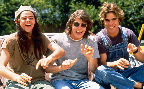 Dazed And Confused | The movie's own official tagline, ''See it with a bud,'' let fans immediately know that this zany high school throwback is going to celebrate the…