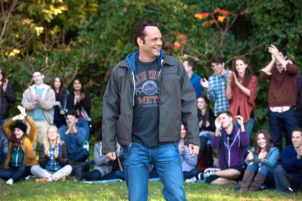 WHAT CAN VAUGHN DO FOR YOU? Vince Vaughn's latest offering fails to deliver on it's premise.