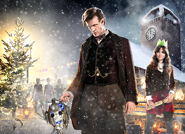 Doctor Who Christmas Special