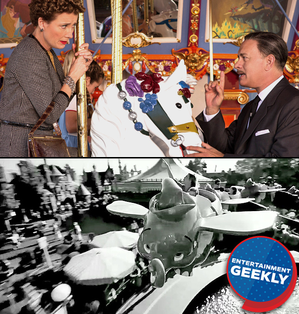 Entertainment Geekly Disney