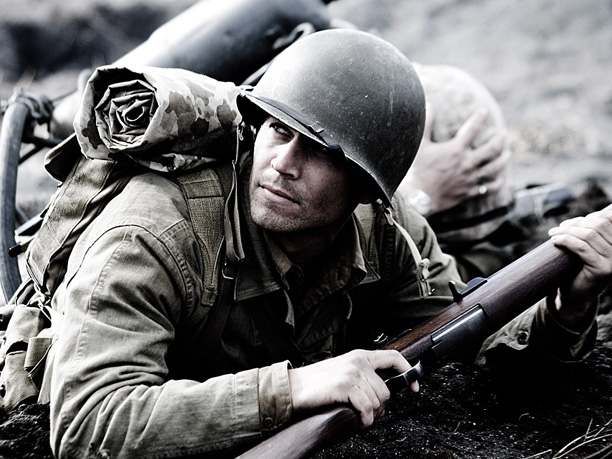 Paul Walker | Walker portrayed Hank Hansen, a Marine sergeant who participated in the first flag raising over Iwo Jima, in this critically acclaimed Clint Eastwood adaptation.
