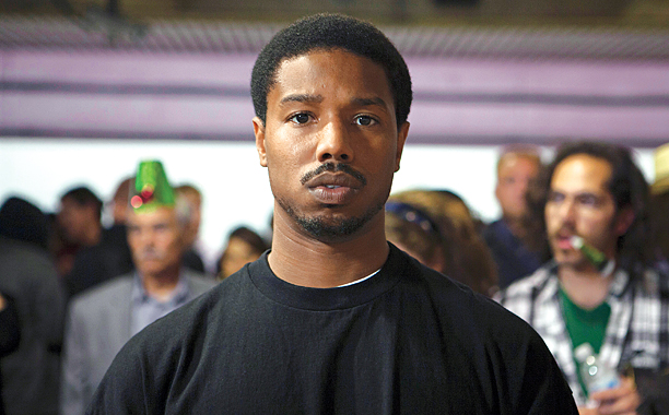 FRUITS OF LABOR Michael B. Jordan gives a stirring performance as the tragic Oscar Grant in Ryan Coogler's brilliant Fruitvale Station