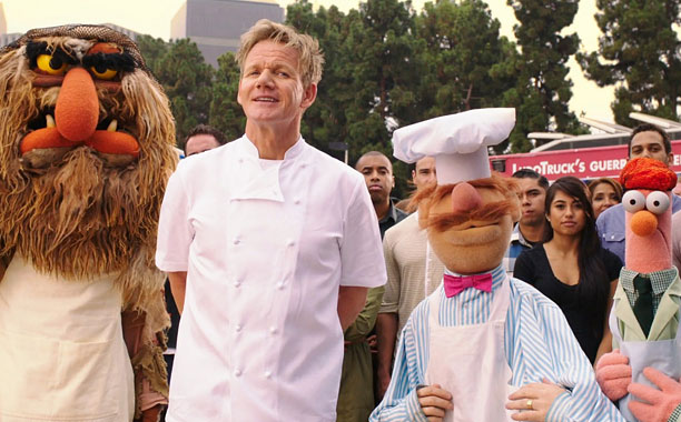 Gordon Ramsay Swedish Chef Muppisode