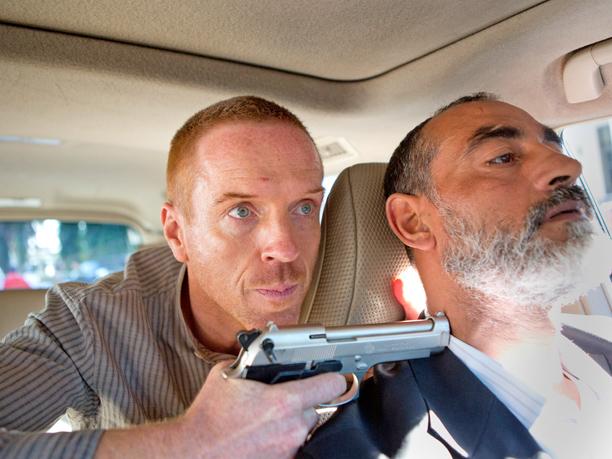 ''THE STAR'' Damian Lewis as Nicholas Brody in Homeland