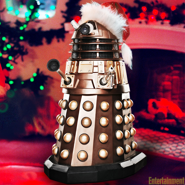 How The Dalek Stole Whos Mas
