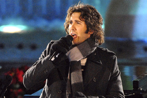 Josh Groban's classical style is perfect for this song, and he takes a unique lyrical spin on it, performing the little-heard verse that begins ''Chains…