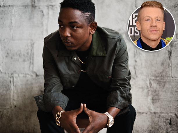 Entertainers Of The Year   ''He made an incredible album, and I think he brought competition back to hip-hop with his features and songwriting,'' says Macklemore.