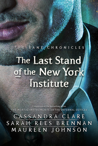 Last Stand Of The New York Institute