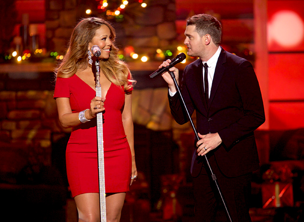 Mariah Carey Michael Buble