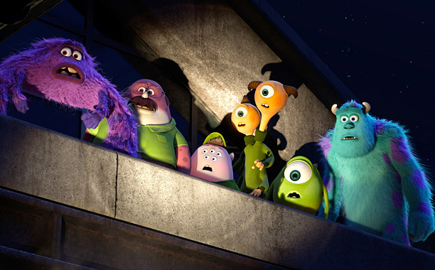 Mike and Sulley get their own origin story in Pixar's first prequel, which thankfully hews much closer to Toy Story 2 than Cars 2 .…