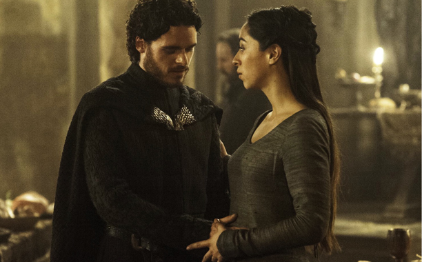 2. Game of Thrones, ''The Red Wedding''