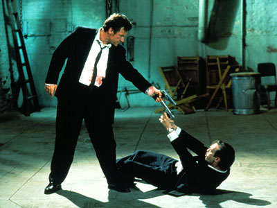 Reservoir Dogs, Harvey Keitel, ... | High school dropout Quentin Tarantino put himself through a self-styled film school while working as a clerk in a video store, where he devoured everything…