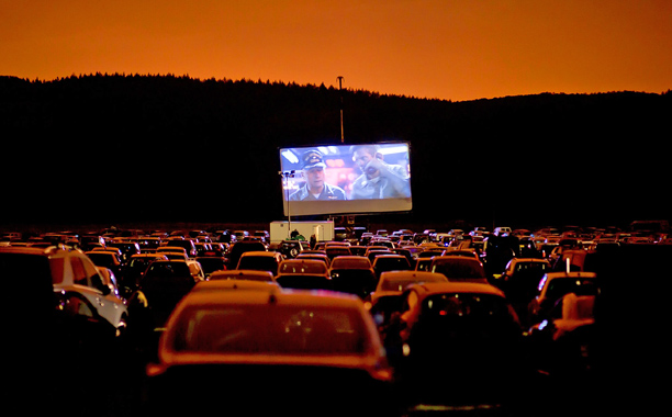 Top Gun | ''I plan on taking my children to a drive-in movie.'' — Jeff Labrecque