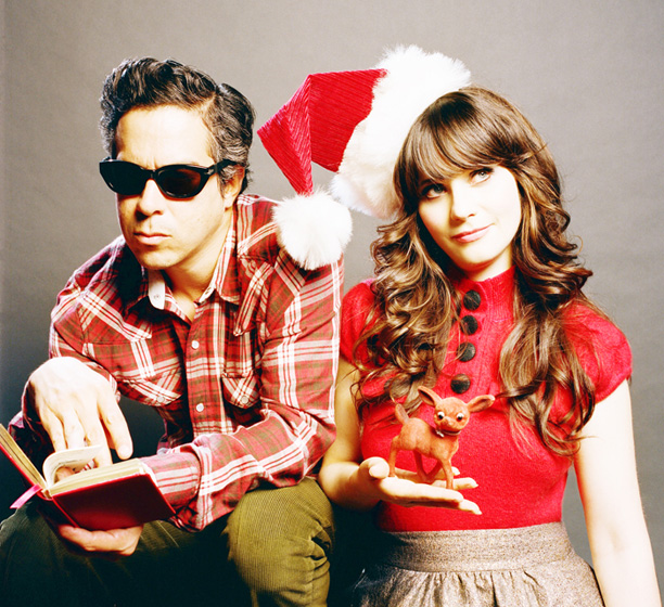 She And Him Christmas