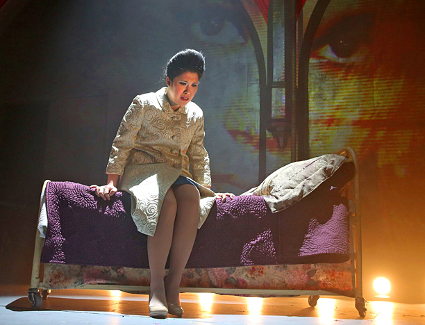 It sounds like a joke: a disco musical about the Philippines' notorious former first lady Imelda Marcos. But DJ Fatboy Slim and ex-Talking Head David…