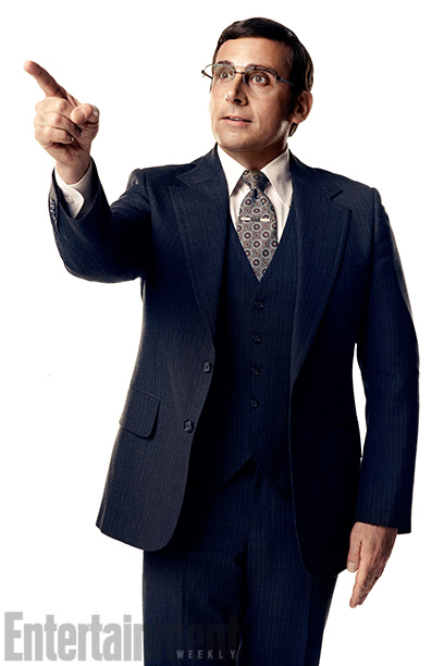 Steve Carell, Anchorman 2: The Legend Continues