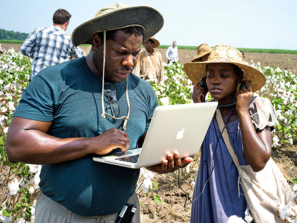 My Most Memorable Day of 2013: ''In Toronto, a friend of our producer was waiting for [ 12 Years a Slave ] to start. He…