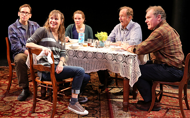 As with many American families, when the four grown Apple siblings get together in upstate New York, the talk turns to politics. In four remarkable…