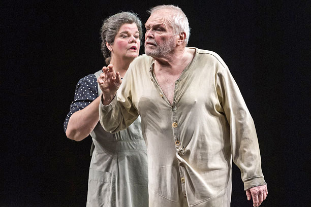 THE STEWARD OF CHRISTENDOM Mary-Pat Green and Brian Dennehy