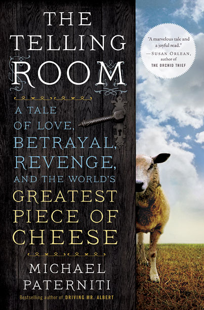 Top 10 | You might have heard Michael Paterniti's The Telling Room called ''that book about cheese.'' And yes, Paterniti devotes many rapturous sentences to extolling the glorious…