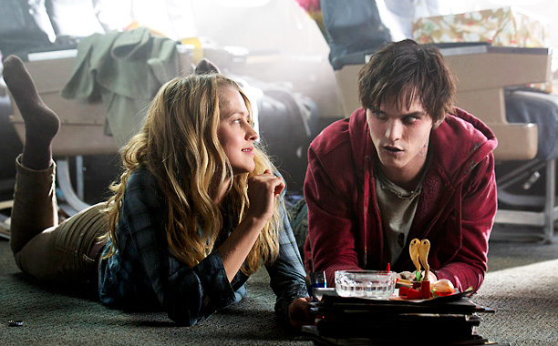 Warm Bodies | [Inexplicably-not-yet-your-Internet boyfriends (Nicholas Hoult and Dave Franco)] + [Long-beloved kooky working actors (Rob Corddry and John Malkovich)] + Comedy x ZOMBIES! = Future Cult Classic.…