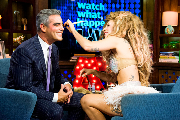 Watch What Happens Live Lady Gaga