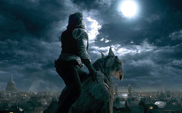 Wolfman Moon