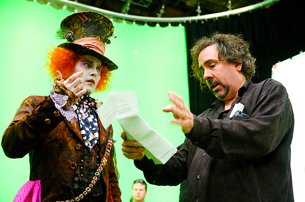 Tim Burton, Johnny Depp, ... | Burton and Depp have that elusively successful Hollywood ''marriage.'' After 23 years as a professional duo, beginning in 1990 with Edward Scissorhands , the actor-director…