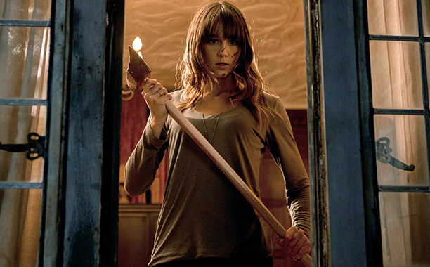 You're Next | This summer, audiences flocked to The Purge , a low-budget home-invasion thriller with a great marketing campaign that masked a pretty awful movie. People mostly…
