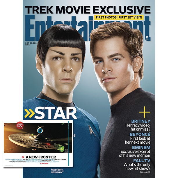 Oct. 24, 2008 A full year before J.J. Abrams' wildly successful reboot of the Star Trek franchise dominated the box office (its $385 million gross…