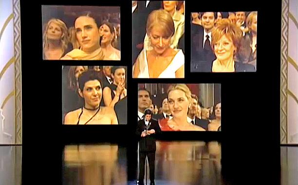 2001 Oscars