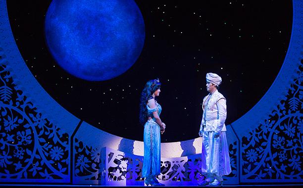 Opens: March 20 at the New Amsterdam Theatre; previews begin Feb. 26 Stars: Adam Jacobs (Aladdin), Courtney Reed (Jasmine), Jonathan Freeman (Jafar), James Monroe Iglehart…