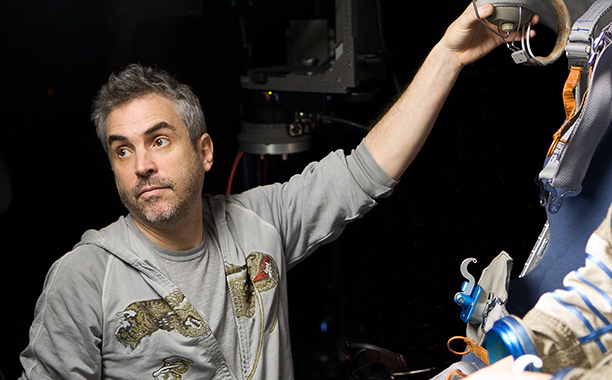 Alfonso Cuaron | Alfonso Cuarón, Gravity (shown) Steve McQueen, 12 Years a Slave David O. Russell, American Hustle Spike Jonze, Her Alexander Payne, Nebraska This is the troublemaker…
