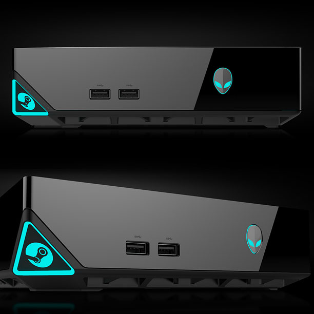 The veteran gaming PC maker led the pack of more than a dozen announced ''Steam Machines,'' a new breed of game consoles that transport PC…