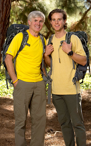 The Amazing Race | David's ruptured Achilles tendon and torn calf muscle sidelined the father-son pair, both of whom have survived cancer, in season 22. They finished eighth.