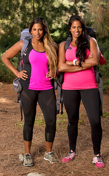 The Amazing Race | The twins from Edgewater, N.J., finished fourth in season 21 and have become Crossfit devotees since then. They still both think the other one screams…