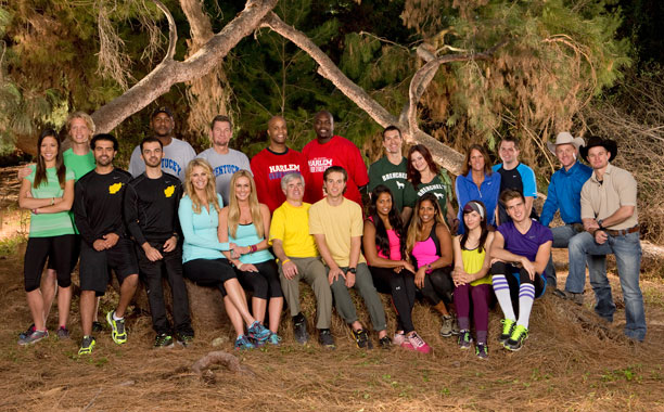 The Amazing Race | Season 24's 11 returning teams — including fan favorites the Globetrotters, the Cowboys, Dave & Connor, and more — will travel through four continents and…