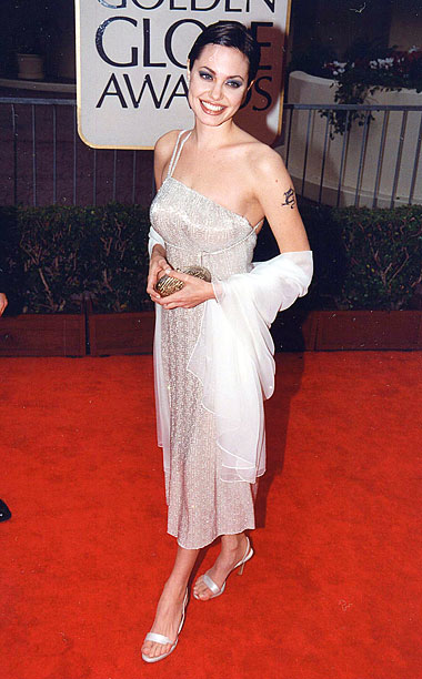 Style, Style: Red Carpet, ... | Jolie's sartorial misstep may have been due to inexperience, or it could have been that she had focused all her attention on staying sober while…