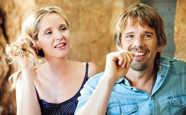 The third installment in the Richard Linklater series of romantic interludes starring Julie Delpy and Ethan Hawke shows our favorite couple in their midlife crisis…