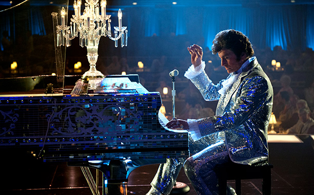 Just months after the HBO movie dominated the Emmys, it's back for more awards glory. The glittery Liberace biopic has four nominations: Best Mini-Series or…