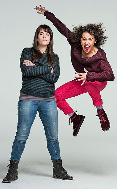 Coming Attraction: Broad City Why They'll Be Big: Because Amy Poehler says so . Just kidding...sort of. UCB alums Jacobson and Glazer gained momentum in…
