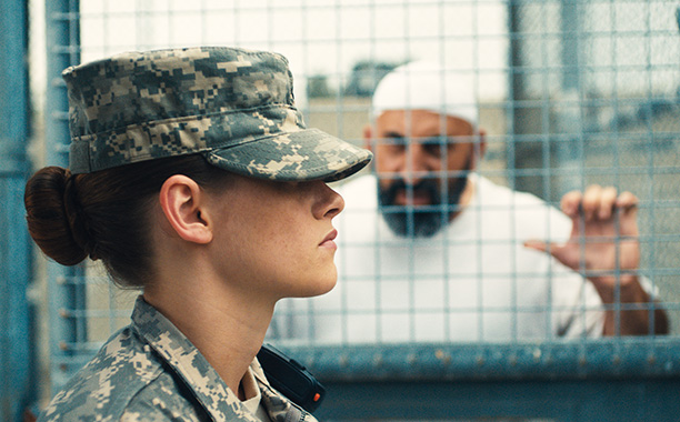 Kristen Stewart makes a bid for indie integrity by playing a guard at Guantanamo Bay who befriends one of the detainees. Has he been unjustly…