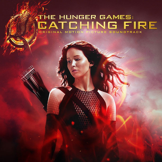 MUSIC TO MAIM BY The Catching Fire Soundtrack is solid throughout.